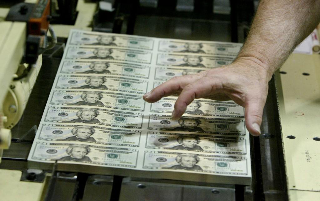 counterfeit money printers